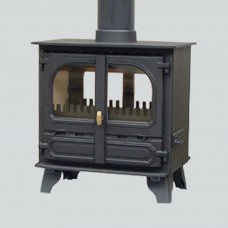 Dunsley Highlander 8 Double Fronted Multi-fuel & Woodburning Stove