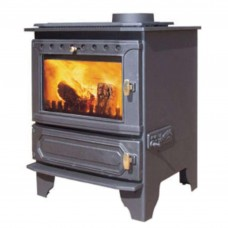 Dunsley Yorkshire Multi-fuel & Woodburning Stove