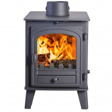 Parkray Consort 4 Double Sided Multifuel/Wood Burning Stove