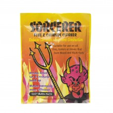 Sorcerer Flue and Chimney Cleaner - 12 Box